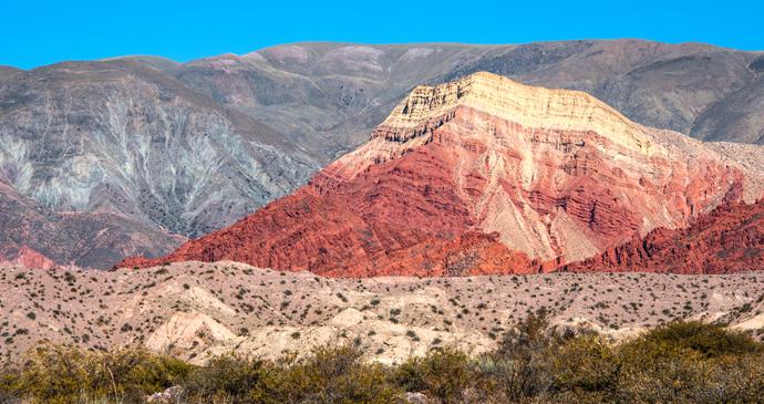 Quebrada de Humahuaca, Argentina by Ksenia Ragozina, Shutterstock