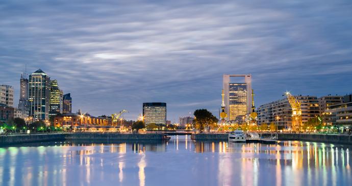 Buenos Aires, Argentina by alex_black, Shutterstock