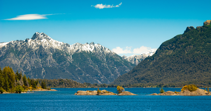 Lago Nahuel Huapi, Argentina by kastianz, Shutterstock
