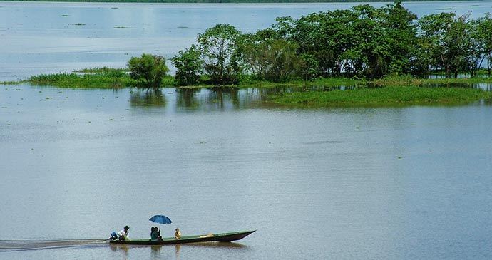 Amazon River by Suzanne Flickr