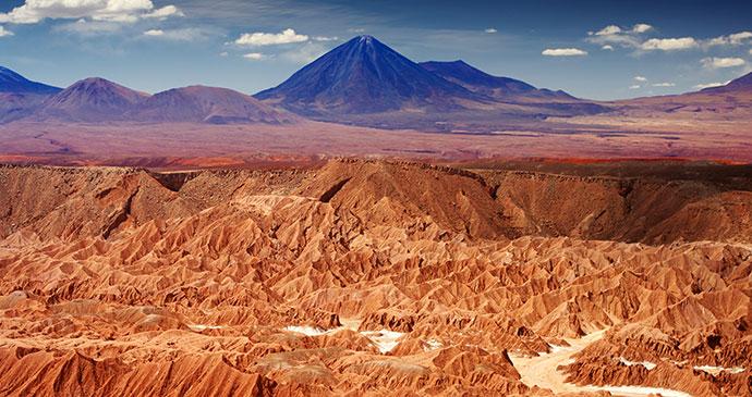 Atacama Desert Chile by Jool-yan Shutterstock