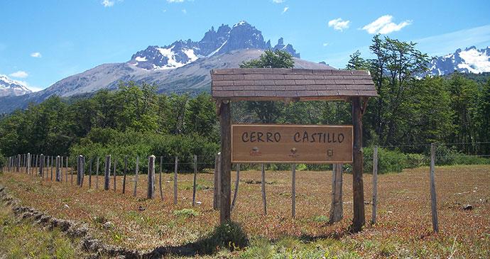 Cerro Castillo Carretera Austral Patagonia Chile by Warren Houlbrooke