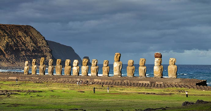 Easter Island Chile by Schmid Christophe, Shutterstock