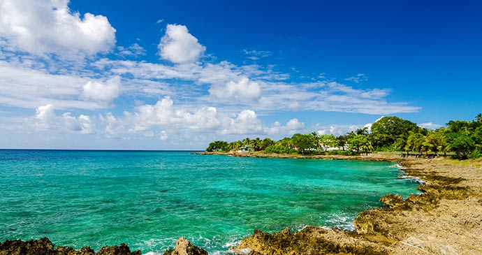 San Andres Archipelago Colombia by pipojackman, Shutterstock