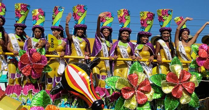 Carnaval de Barranquilla Colombia by Flickr