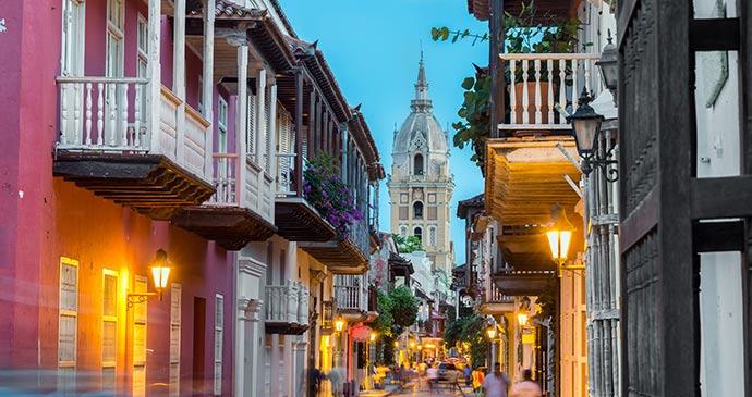 Cartagena Colombia by Jess Kraft, Shutterstock
