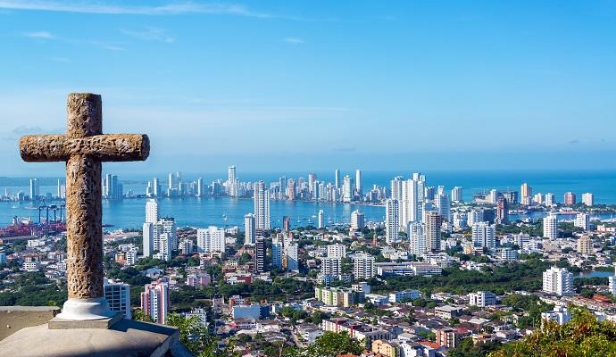 Cartagena Colombia by Jess Kraft Shutterstock