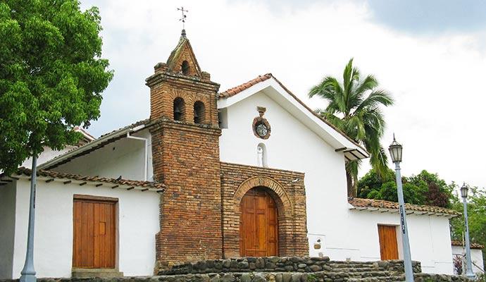 San Antonio Church Cali Colombia by Alberto Loyo, Shutterstock