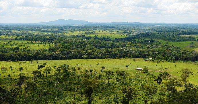 Los Llanos Colombia by Vlad Galenko