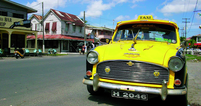 Taxi Georgetown Guyana by Wilderness Explorers