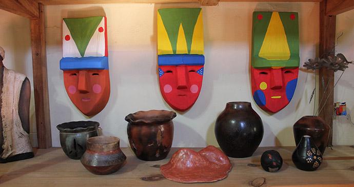 Aregua Paraguay by Margaret Hebblethwaite
