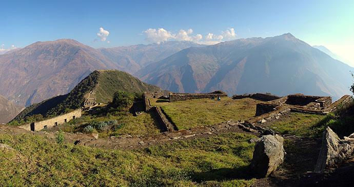 Choquequirao Peru by Martin St Amant, Wikimedia Commons