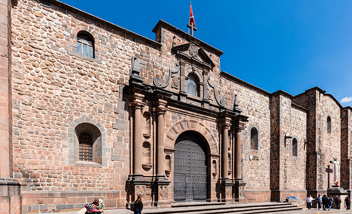 Convent of San Francisco Cusco Peru by Diego Delso Wikimedia Commons