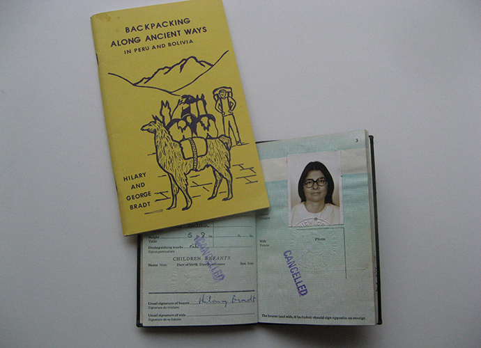The Little Yellow Book Bradt guide to Peru by Hilary Bradt