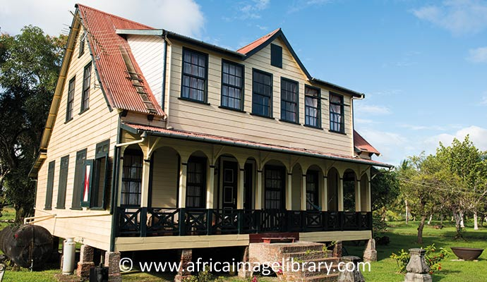 Commewijne Plantation Loop Suriname by Ariadne Van Zandbergen www.africaimagelibrary.com