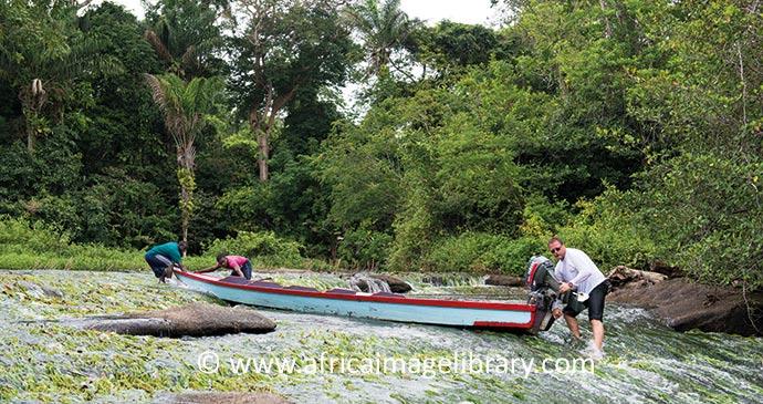 Upper Suriname River Suriname by Ariadne Van Zandbergen, www.africaimagelibrary.com
