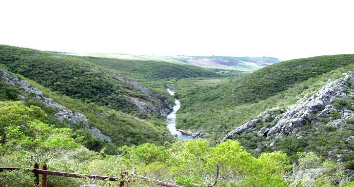 Quebrada de los Cuervos Uruguay by Psiblastaeban Wikimedia Commons