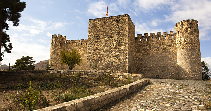 Tigranakert fortress ancient city Armenia by Lukasz Z, Shutterstock