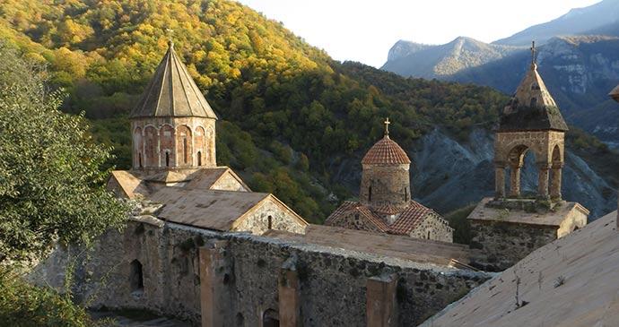Dadivank Monastery, Armenia by Maria Oleinik