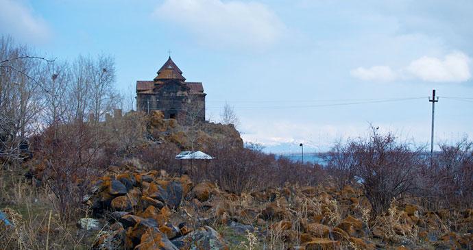 Hayravank Monastery Armenia by © Adrian Chan