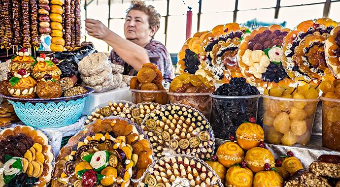 Gum Market Yerevan Armenia by © Sun Shine Shutterstock