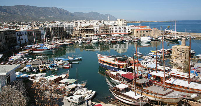 Girne Harbour North Cyprus by North Cyprus Tourism Authority