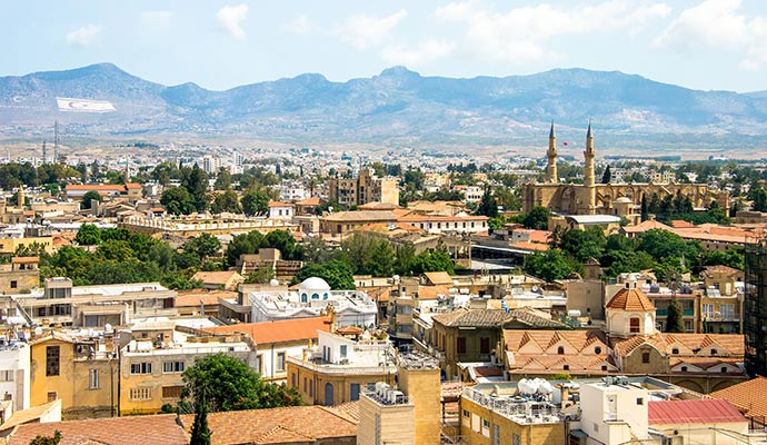 Lefkosa North Cyprus by Klemen Misic Shutterstock