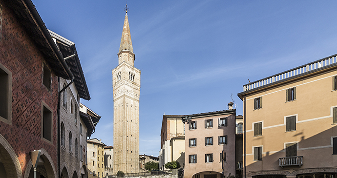 Bell tower, Pordenone, FVG, Italy by Fabrice Gallina, Promo Turismo FVG