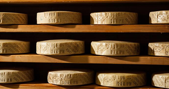Cheeses, Travesio, FVG, Italy by Massimo-Crivellari, PromoTurismoFVG