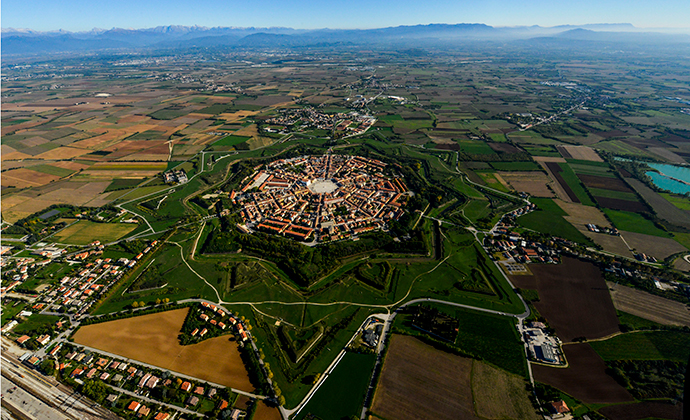 Palmanova, Friuli Venezia Giulia by Ulderica Da Pozzo, PromoTurismoFVG