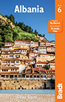 Albania, the Bradt guide by Gillian Glover