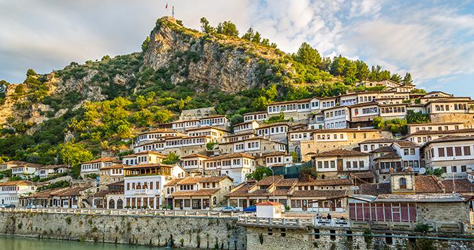 Berati, Albania by milosk50, Shutterstock