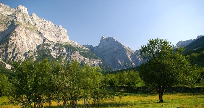 Thethi Albania by Tomas Laburda, Shutterstock