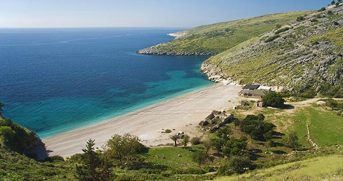 Saranda Cove, Albania by Bildagentur Zoonar GmbH, Shutterstock