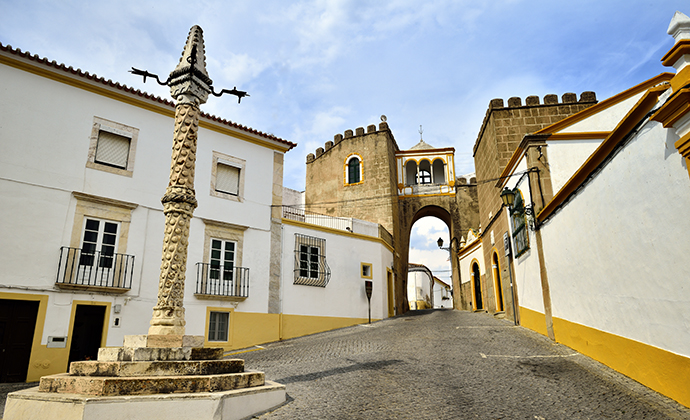 Elvas Alentejo Portugal by Martin Froyda Shutterstock