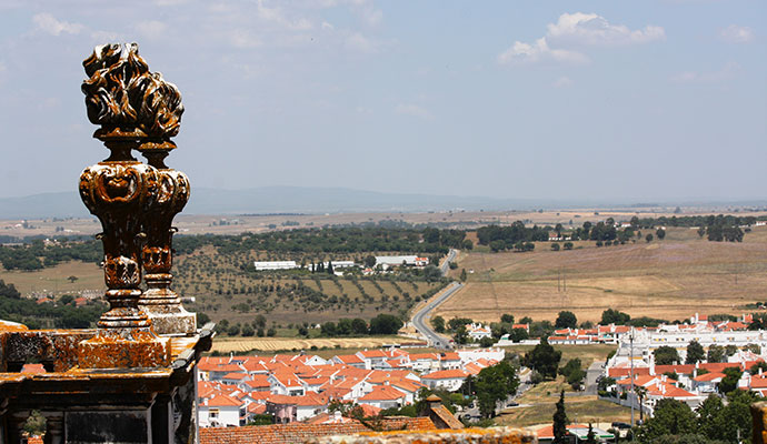 Sculptural Adornment Alentejo Portugal Europe by Adrian Philips