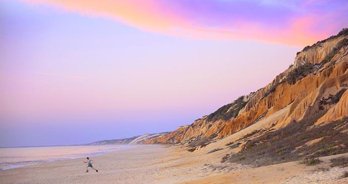 Beach Alentejo Portugal by Alex Robinson