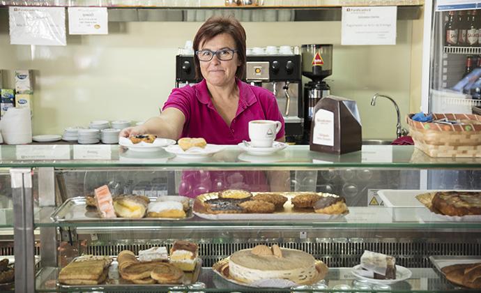 Bakery Alentejo Portugal by Alex Robinson