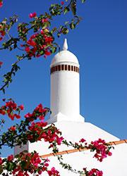 Chimney Alentejo Portugal Europe by inacio pires, Shutterstock
