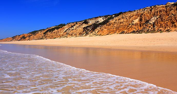 Coast Alentejo Portugal by John Copland Shutterstock