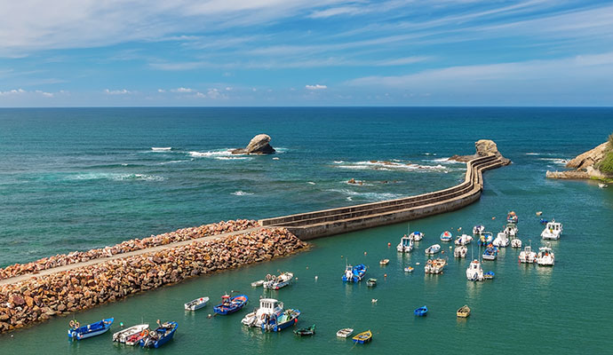 Seaport Alentejo Portugal Europe by Sergio Stakhnyk, Shutterstock