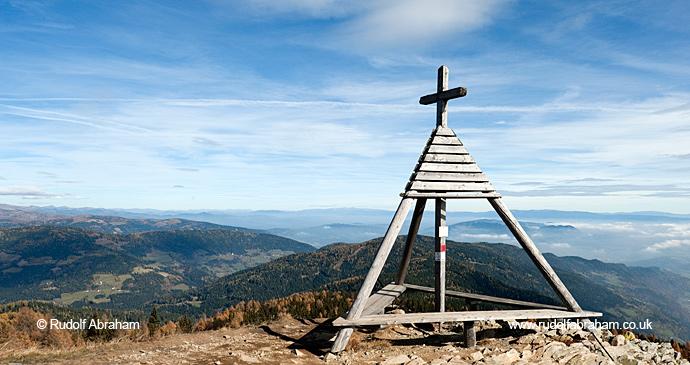 Gerlitzen Stage 19 Alpe Adria Trail by Rudolf Abraham