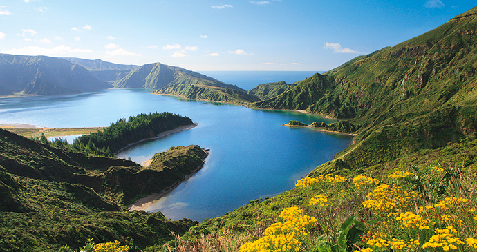 Fogo, Lake Hero, São Miguel, the Azores, Portugal © Sunvil