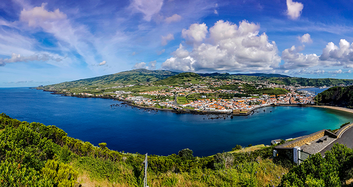 Horta Sao Miguel Azores Portugal Uschi_Daschi, Shutterstock