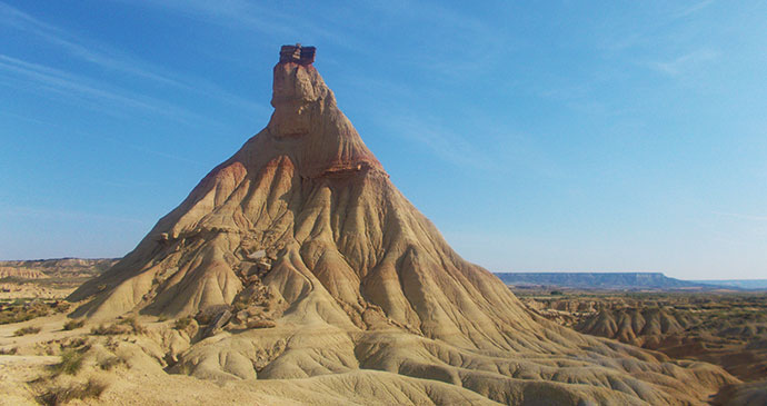 Bardenas Reales Basque Country by Murray Stewart