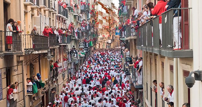Pamplona Navarre © Mmeeds, Dreamstime