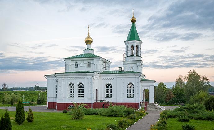 Church Polotsk Nikiforov Alexander, Shutterstock