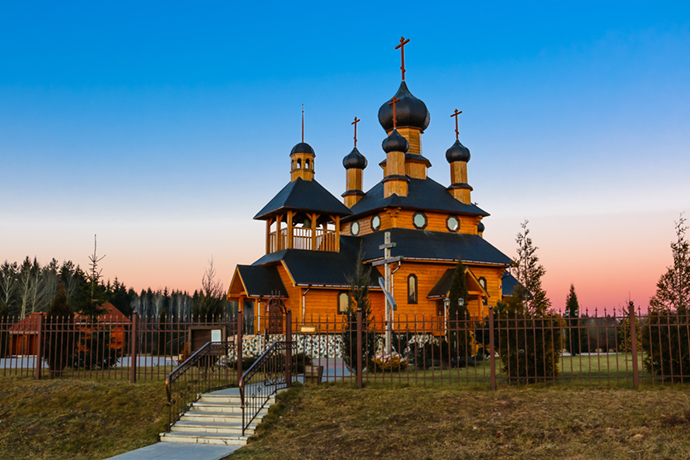 Dudutki Folk Museum, Belarus © AlesiaKan, Shutterstock