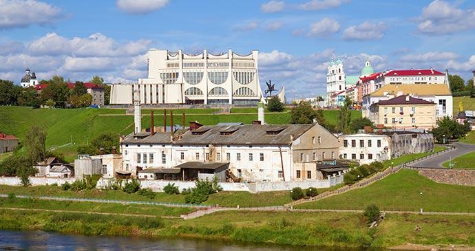 Grodno Belarus Europe by Eillen Shutterstock