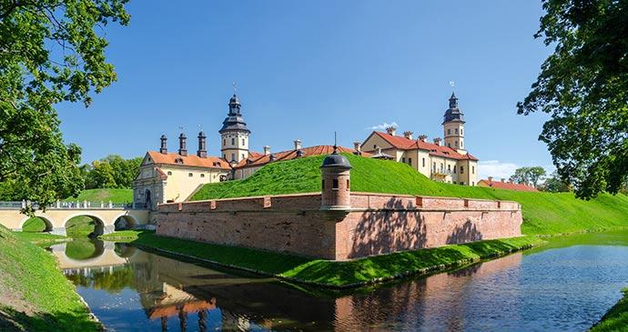 Njasvizh Belarus Europe by Katisuba Volha Shutterstock